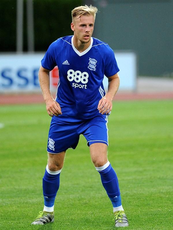 Marc  Roberts - defender - First Team