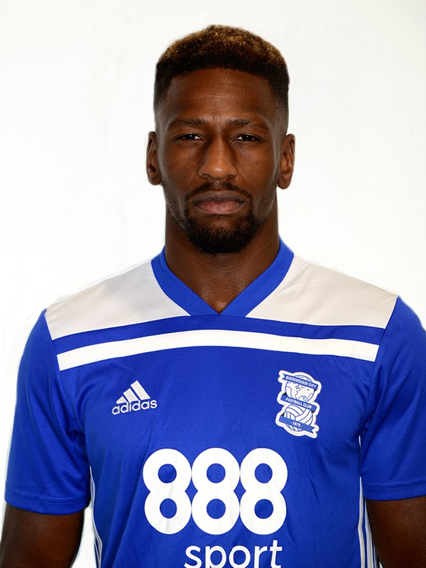 14 - Omar Bogle - forward - Men's