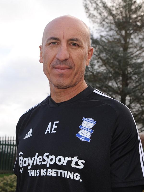 Alberto Escobar - assistant coach - Men's