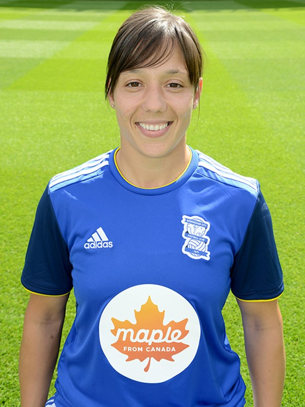8 - Rachel Williams - forward - Women's