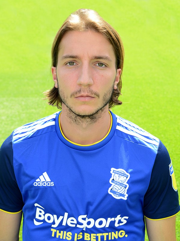 34 - Ivan Sunjic - midfielder - Men's