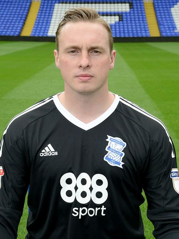 13 - David Stockdale - goalkeeper - First Team