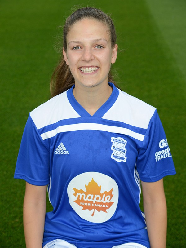 28 - Heidi Logan - midfielder - Women's