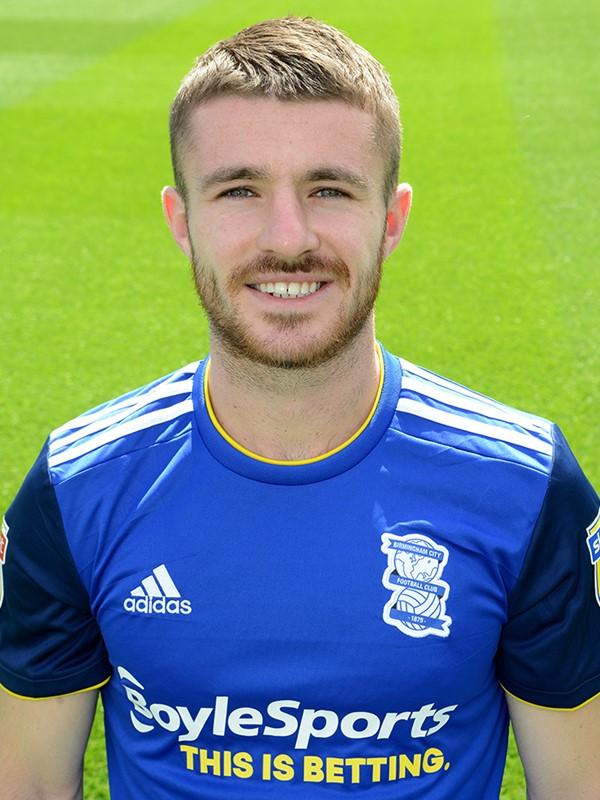 7 - Daniel Crowley - midfielder - Men's