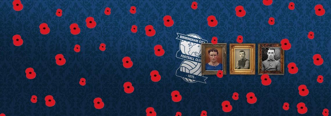 Blues World War One Heroes Birmingham City Football Club