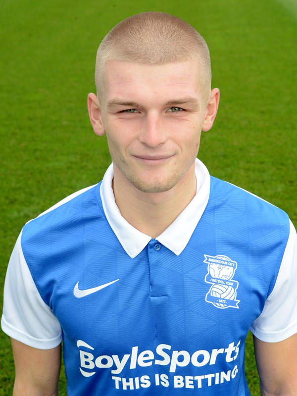 Ryan Stirk - midfielder - U23s