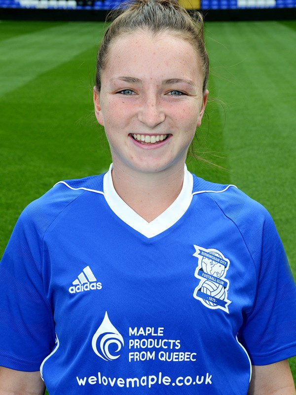 22 - Emily Joyce - defender - Ladies