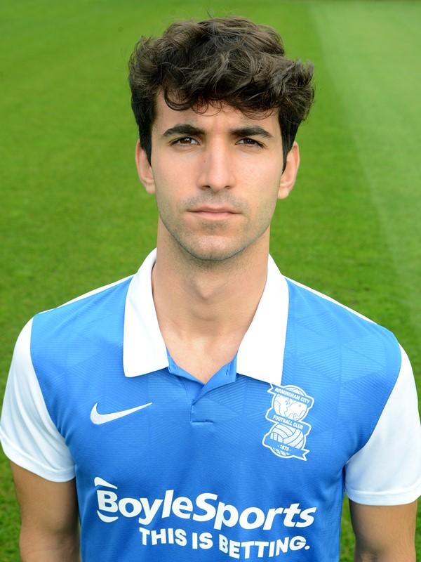 Oriol Soldevila - midfielder - U23s
