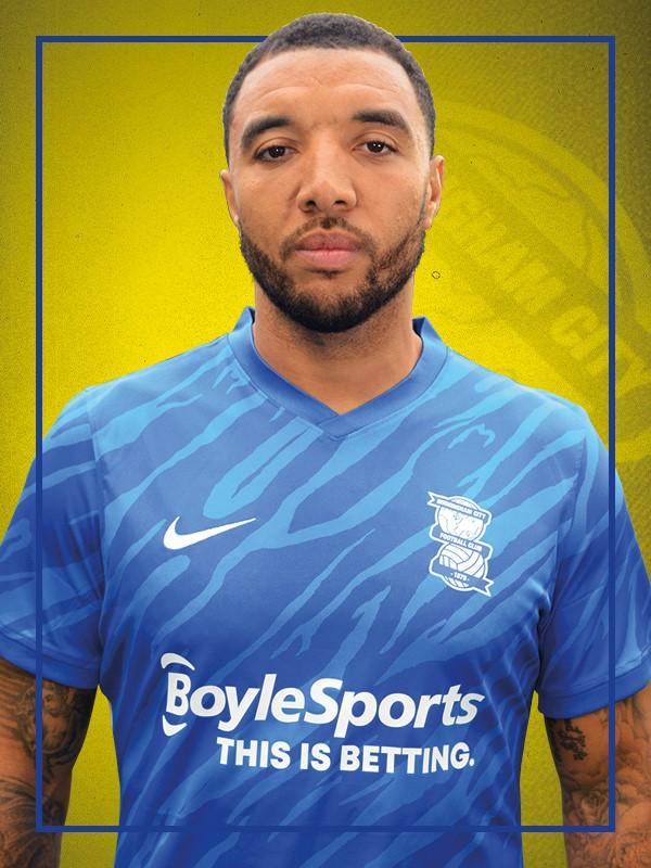36 - Troy Deeney - striker - Men's