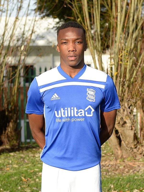 Oumar  Traore - striker - U18s