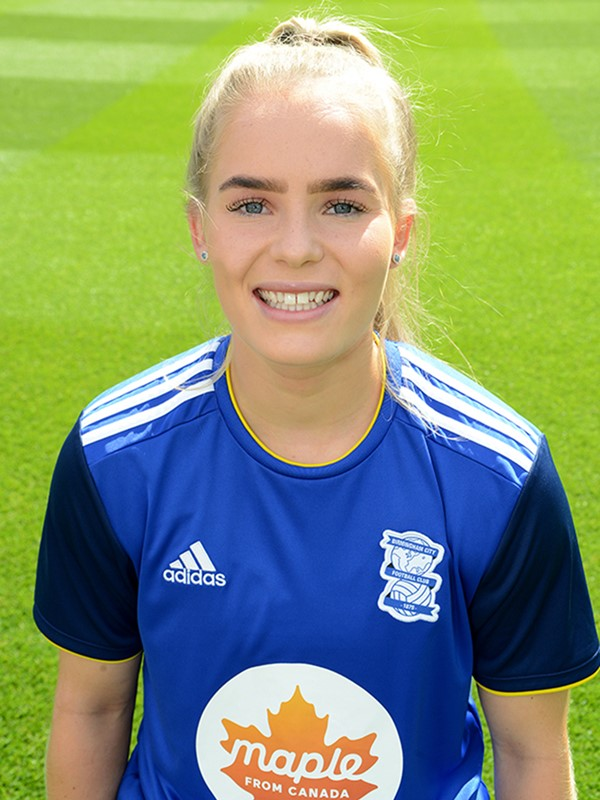 18 - Connie Scofield - midfielder - Women's