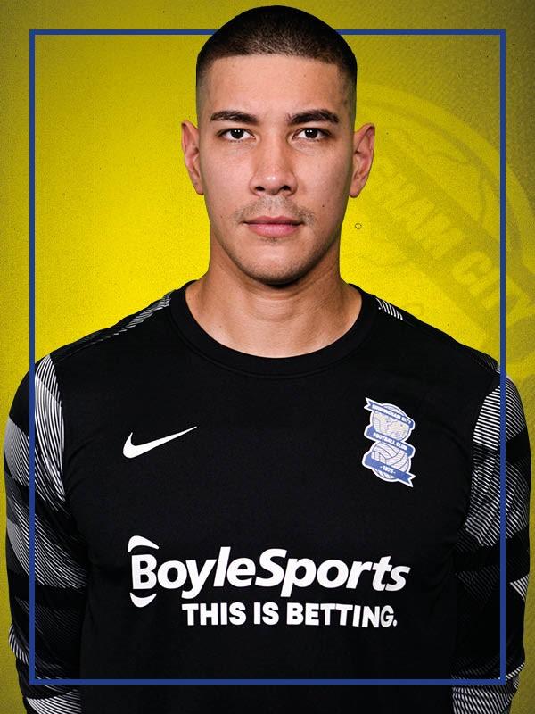 1 - Neil Etheridge - goalkeeper - Men's