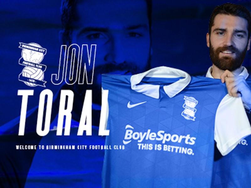 Jon Toral