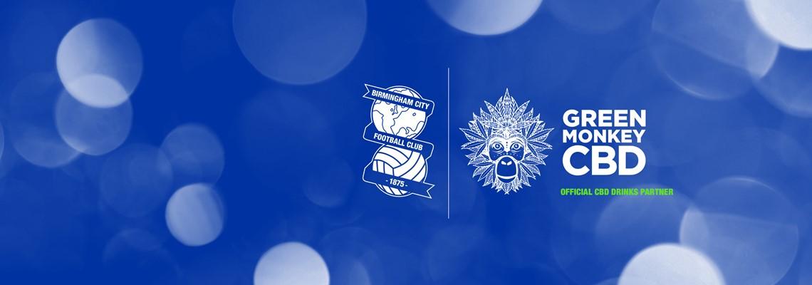 Blues announce partnership with Green Monkey CBD