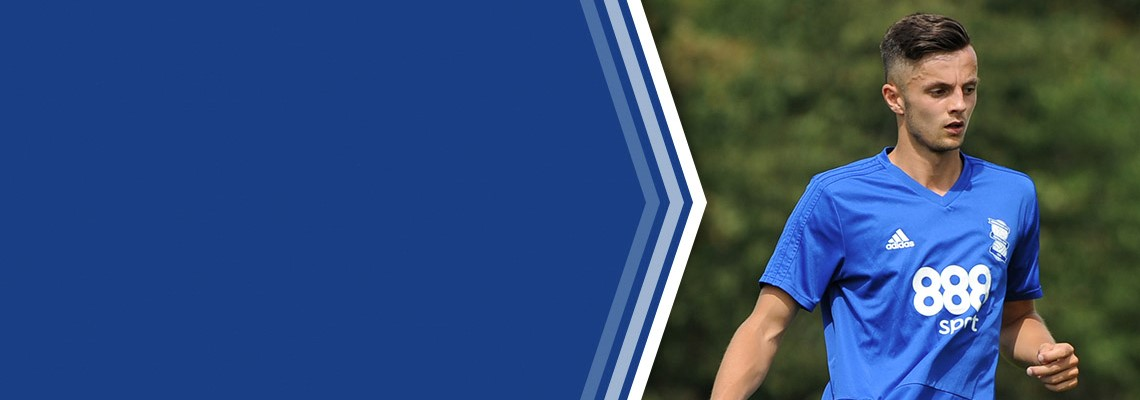 Blues Under-23s captain Josh Martin
