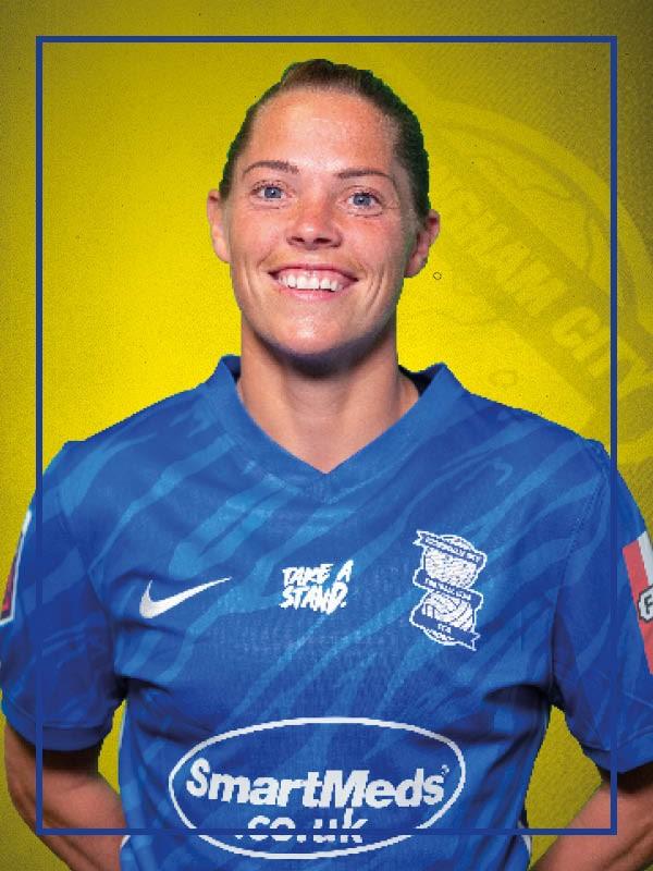 8 - Lisa Robertson - midfielder - Women's