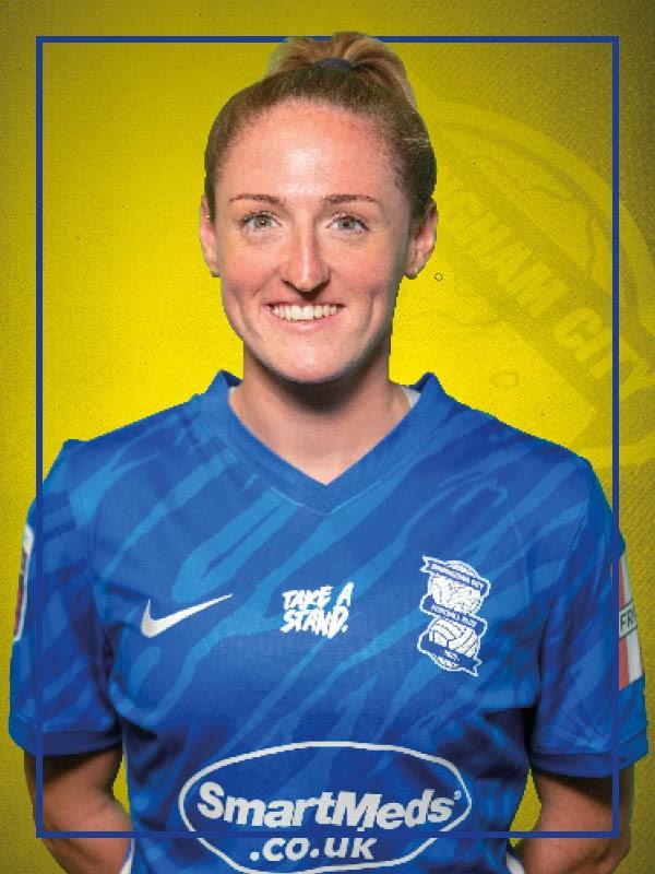 25 - Rebecca Holloway - defender - Women's