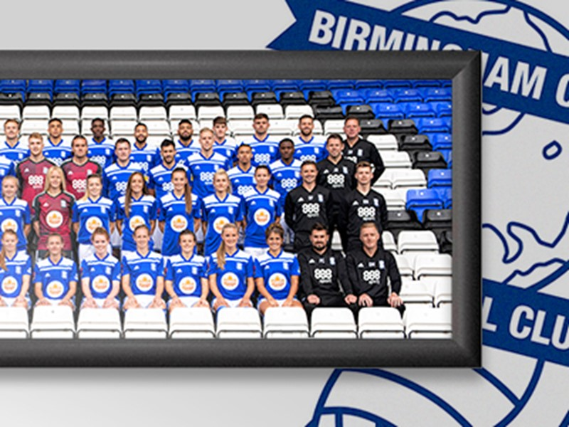 The 2018-19  Birmingham City men's and women's sides.