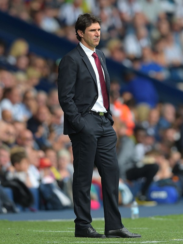 Aitor Karanka - head coach - Men's