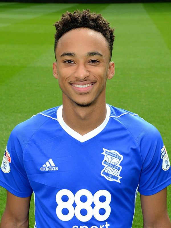 15 - Cohen Bramall - defender - First Team