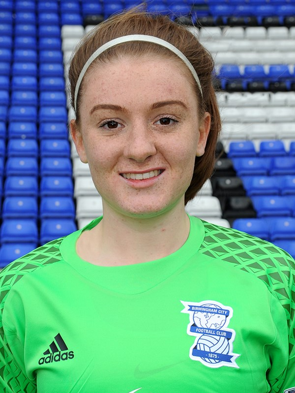 1 - Sophie Baggaley - goalkeeper - Ladies