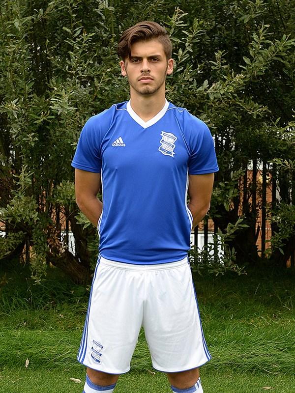 Geraldo Bajrami - defender - U18s