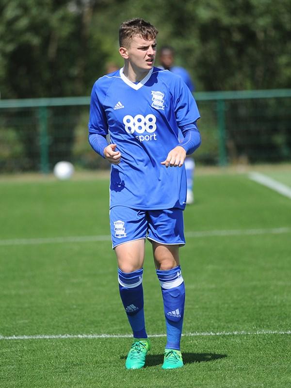 Ronan Hale - forward - U23s