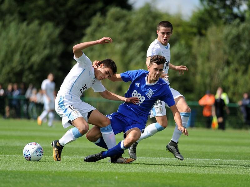 Blues Under-19s v Uruguay Under-18s