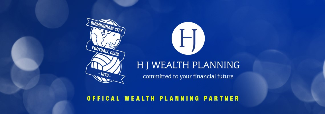 HJ Wealth Planning Ltd  extend partnership with Blues