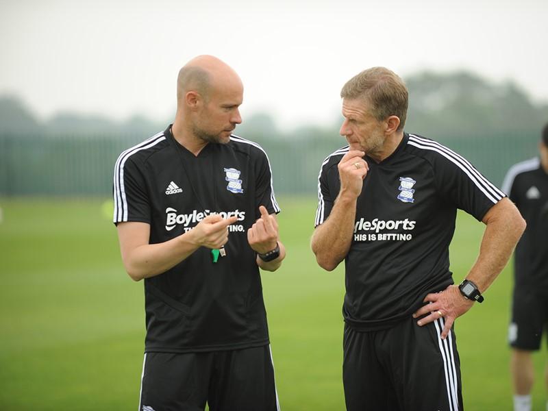 Xavi Calm and Steve Spooner