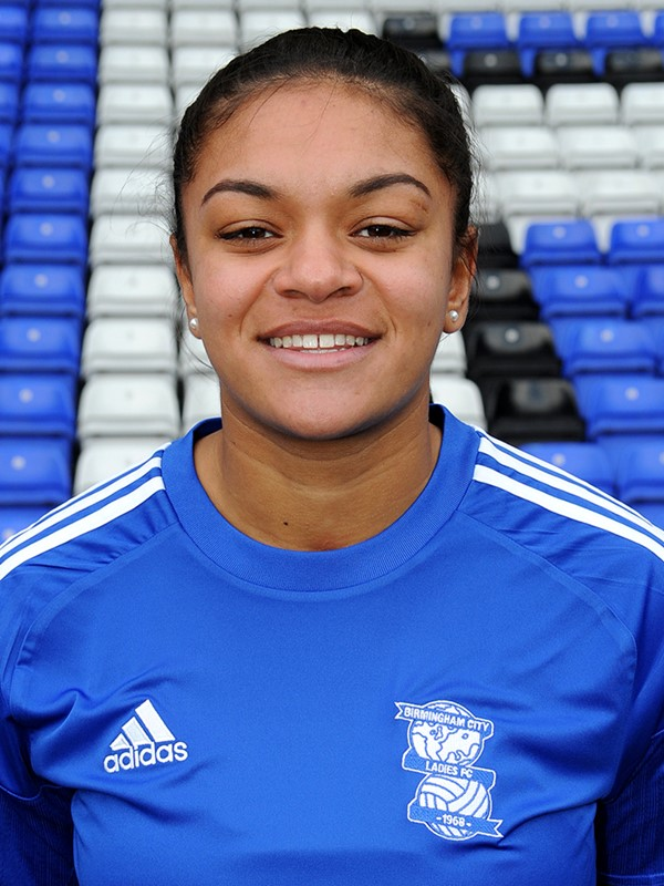 4 - Jessica Carter - defender - Ladies