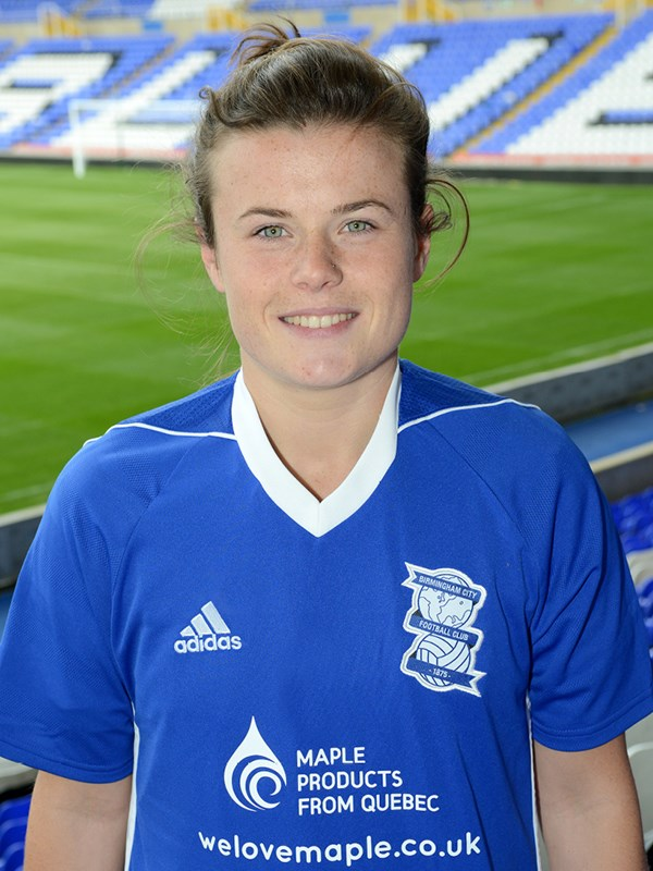 26 - Hayley Ladd - defender - Ladies