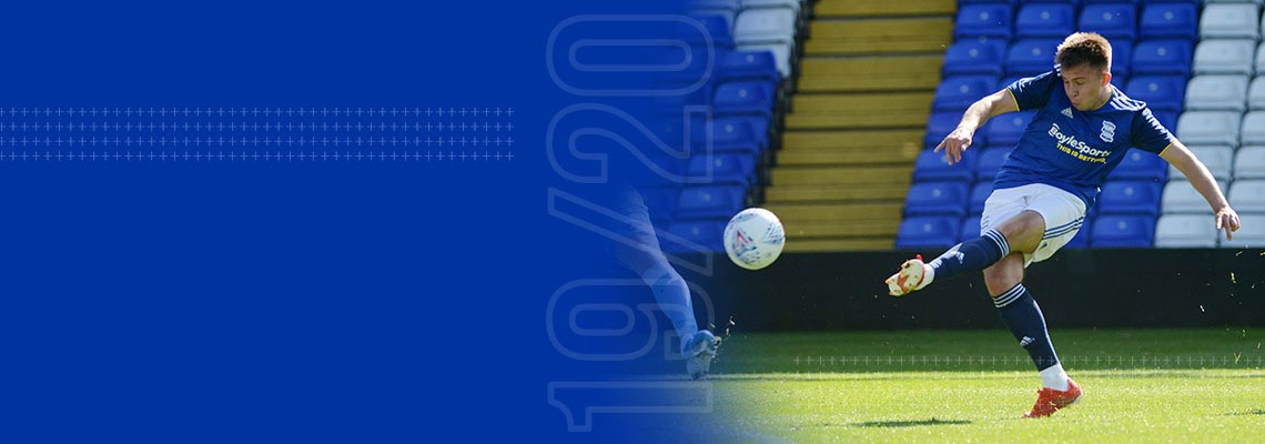 Caolan Boyd-Munce in Under-23s action