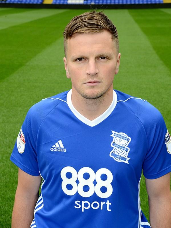 50 - Stephen Gleeson - midfielder - First Team