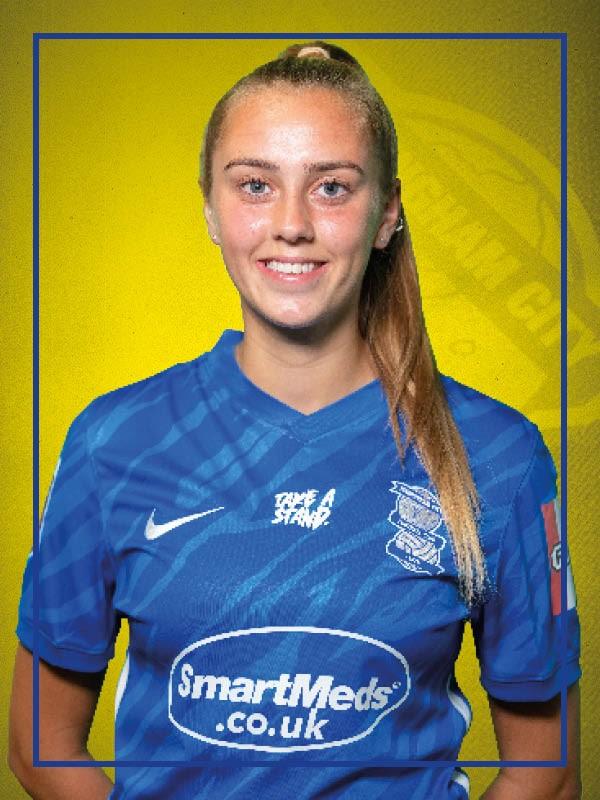 26 - Arabella Suttie - defender - Women's