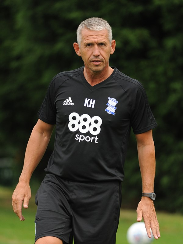 Kevin  Hitchcock - goalkeeping coach - First Team