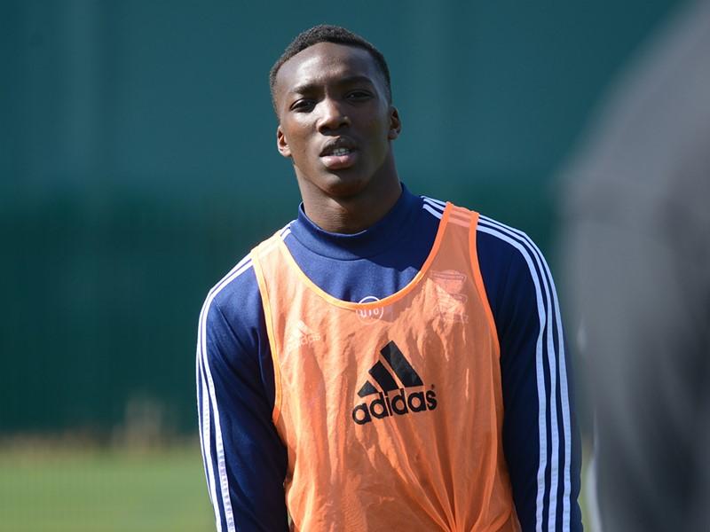 Goalscorer Oumar Traore..
