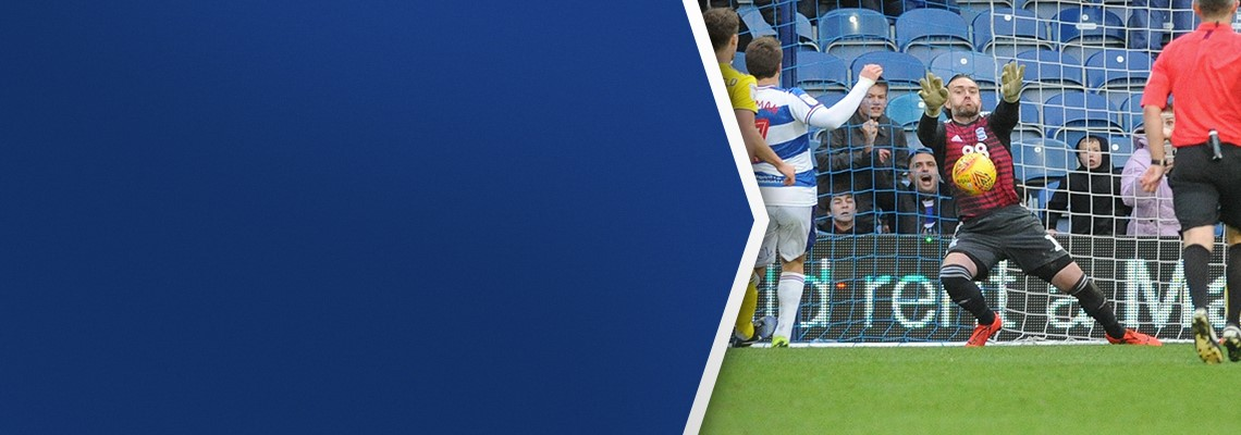Lee Camp makes a fantastic penalty save to earn Blues all three points.