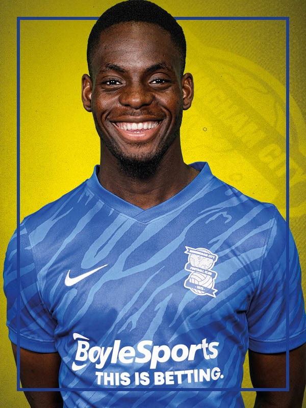 14 - Jonathan Leko - midfielder - Men's