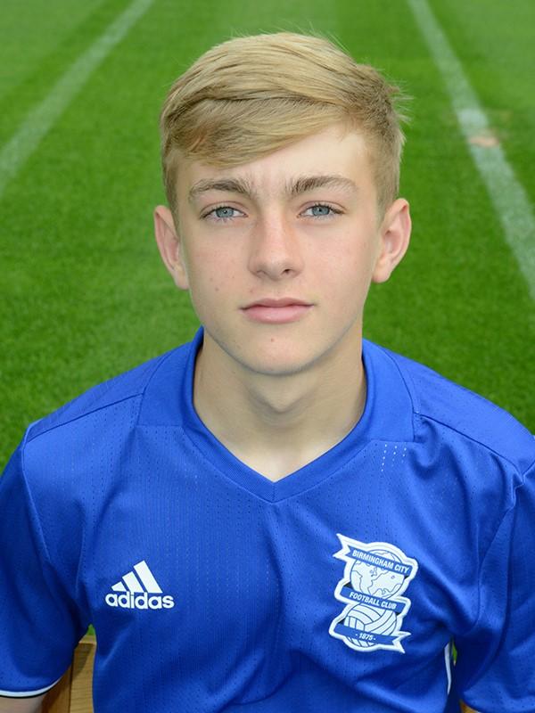 Jack Concannon - midfielder - U18s