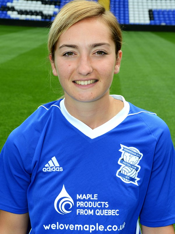 20 - Maddy Cusack - midfielder - Ladies