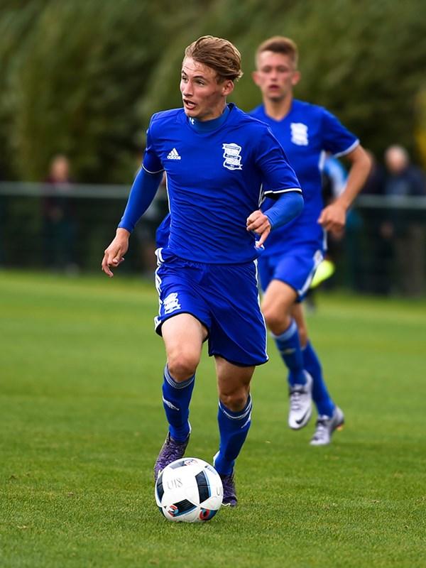 Matty Timms - defender - U23s