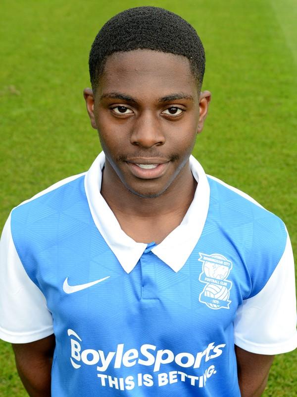 Marcel Oakley - defender - U23s