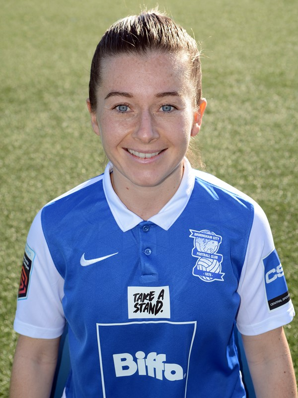 10 - Christie Murray - midfielder - Women's