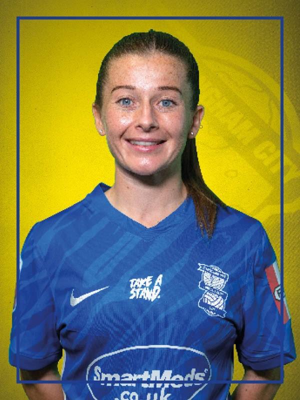 10 - Christie Murray - midfielder - Women's