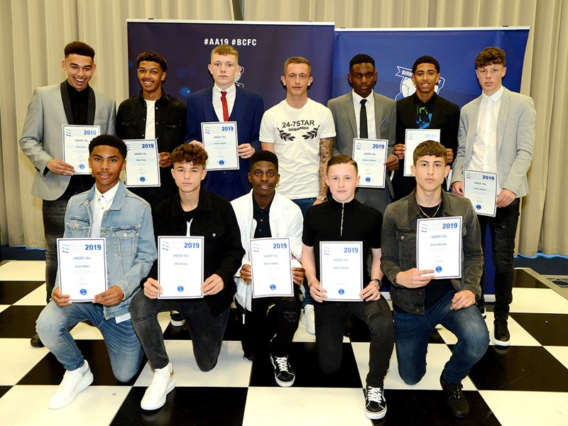 Blues Academy Under-15s/16s