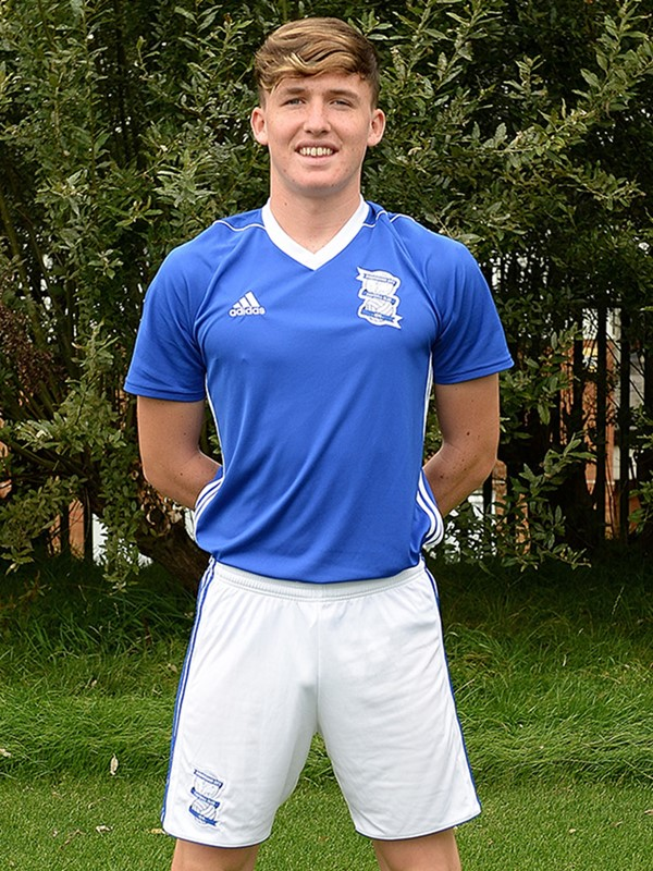 Joe Redmond - defender - U18s