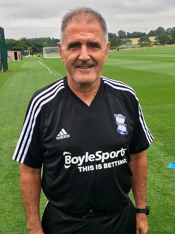 Paco Herrera  - assistant head coach - Men's