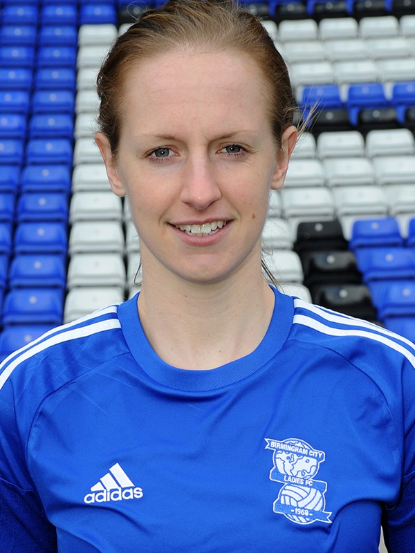 6 - Kerys Harrop - defender - Ladies