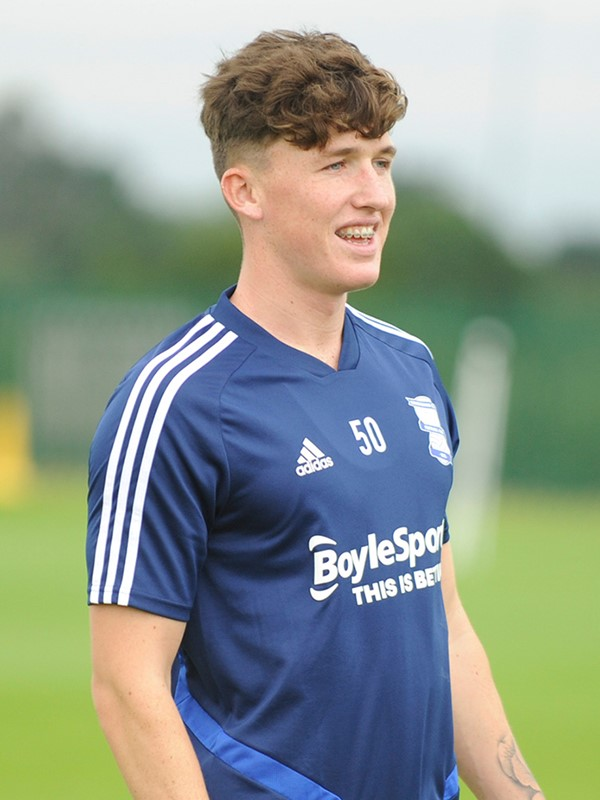 Joe Redmond - defender - U23s